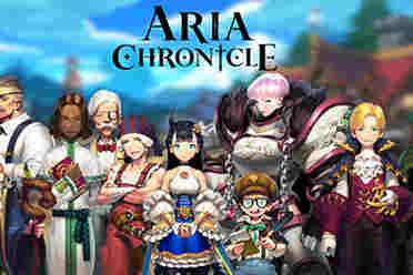 冒险RPG《艾莉亚纪元战记》7月8号登录Switch平台