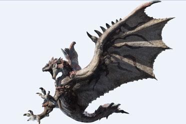 《怪物猎人崛起》四月底更新!雄火龙 霞龙等上线