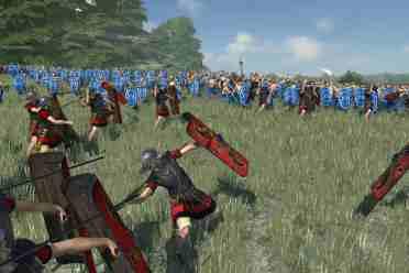 《罗马全面战争》重制版4.29推出!自带简中预购开启