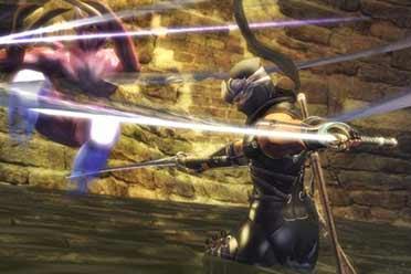 《忍者龙剑传:大师合集》新截图公布 龙哥大杀四方