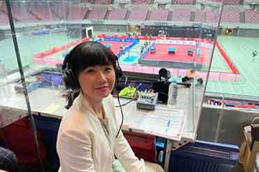 福原爱奥运会解说工作被叫停 登顶日本不伦艺人榜 !