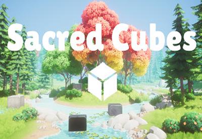 3D休闲益智解谜游戏《神圣立方体》专题上线