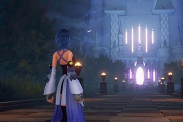 SE角色扮演游戏《王国之心HD 2.8合集》专题站上线