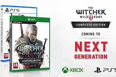 《巫师3》次世代增强版将于今年年内推出 支持免费升级