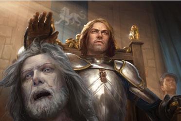 中世纪动作《骑士精神2》新预告!两大对峙阵营公开