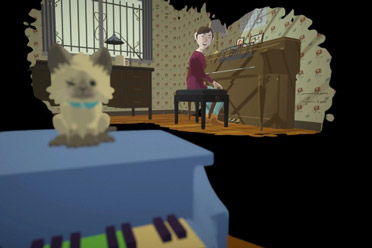 第一人称视角叙事游戏《历历在目》游侠专题站上线