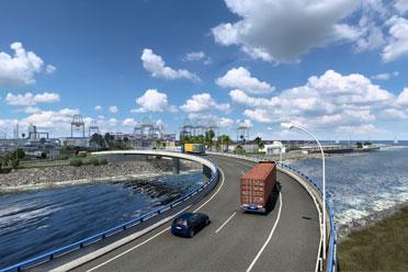 《欧洲卡车模拟2》DLC伊比利亚宣传片!4月9日推出