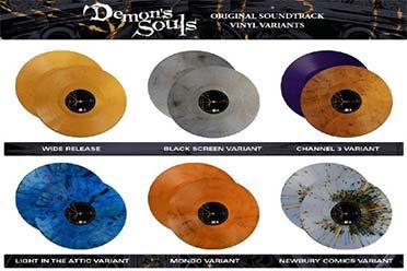 《恶魂:重制版》黑胶唱片公布:实惠价格!魂系设计
