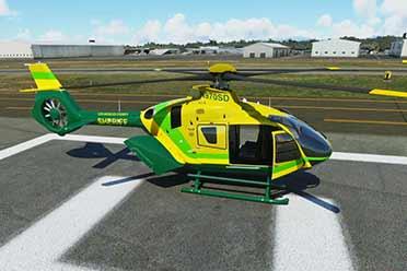 《微软飞行模拟》直升机MOD发布!网友疯狂下载体验