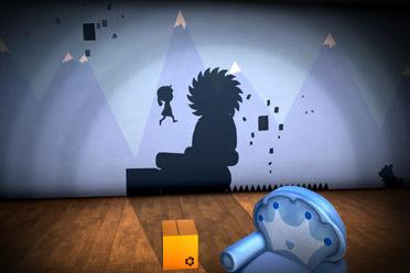 利用影子解谜冒险游戏《我的阴影中》游侠专题上线