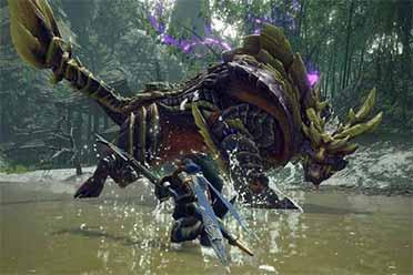 网传《怪猎:崛起》G位加入大量新内容:30个新怪物
