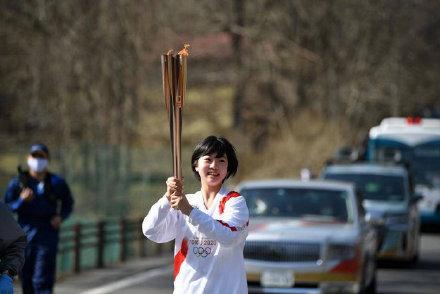 疫情急剧恶化 日本大阪将取消奥运火炬传递活动