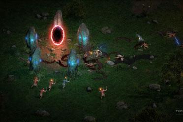 《暗黑破坏神2重制版》A测实机截图!4月9日A测开启