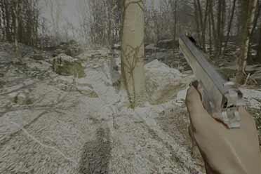 画面超逼真!PS5第一人称生存射击游戏《遗弃》公布