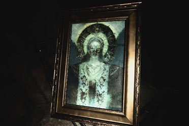 《生化危机8村庄》游戏地图公布 圣母米拉达肖像公开