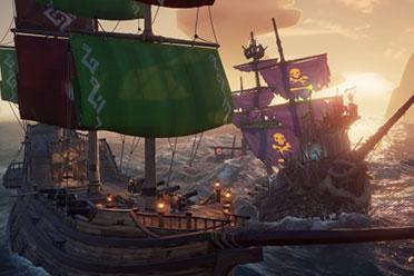 《盗贼之海》Steam史低特惠中 全区五折仅需58元!