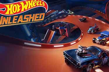 《风火轮爆发》实机演示预告片 玩具车主题竞速游戏