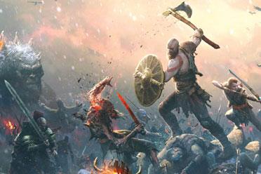 《战神5》将登场十大BOSS!诸神黄昏谁能与奎爷一战