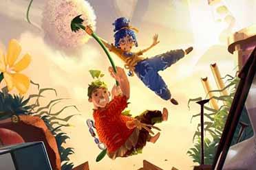双人合作游戏《双人成行》索尼玩家选为3月最佳游戏