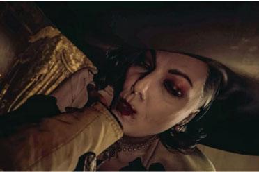 《生化危机8:村庄》截图!吸血鬼夫人要吸干伊森