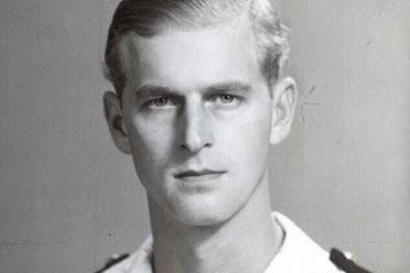 菲利普亲王年轻时太帅了!这些罕见的老照片太神奇了