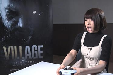日本第一Coser Enako试玩《生化危机8:村庄》新Demo