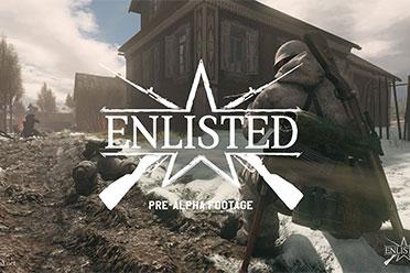 二战背景多人第一人称射击游戏《应征入伍》专题上线