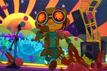 Double Fine表示《疯狂世界2》仍计划在今年发布