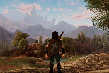 开放世界动作角色扮演游戏《进入永恒》游侠专题上线