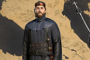 真实历史背景策略战争游戏《国王和王国》专题上线