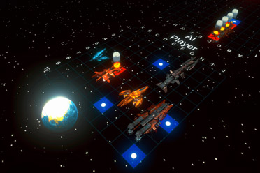 太空策略游戏《行星之战Planets Battle》专题上线