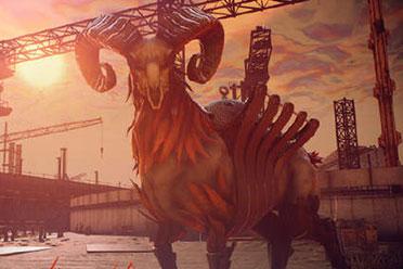 万代《绯红结系》怪物展示图一览 吞噬人脑,长相可怖
