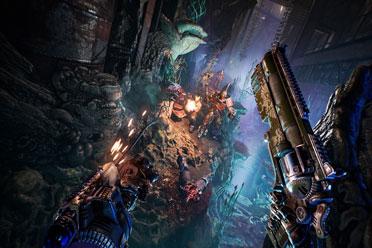 战锤系列射击游戏《涅克罗蒙达》中文pv正式公开