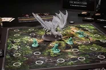 《怪物猎人世界 桌游版》众筹开启 半天破200万美金