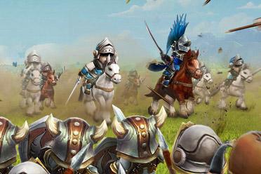 策略类角色扮演游戏《军团纪元》游侠专题站上线