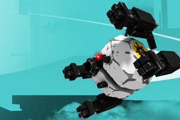 2.5D横向卷轴射击游戏《Carebotz》游侠专题站上线
