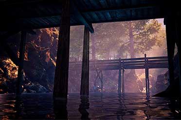 《传说中的森林》N卡测试:4K需 RTX 3070突破60帧!
