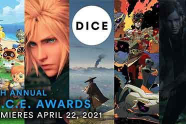 第24届DICE年度大奖名单公布 《美末2》获最佳故事奖