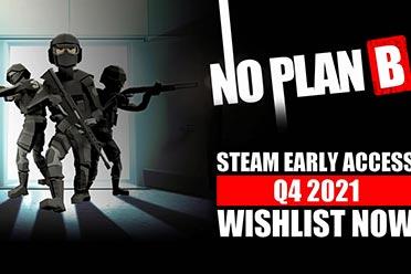 即时战术策略新游《没有B计划》将登Steam抢先体验!