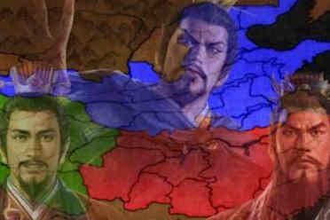 《三国志14:威力加强版》DLC征伐南蛮片头动画公开