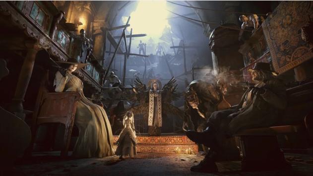 《生化危机8》母神米兰达与四位贵族 反派新情报公开