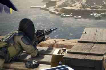 《狙击手:幽灵战士契约2》新消息 主线通关约8小时!