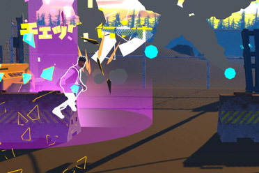 3D横版冒险动作游戏《空中骑士从不屈服》专题上线