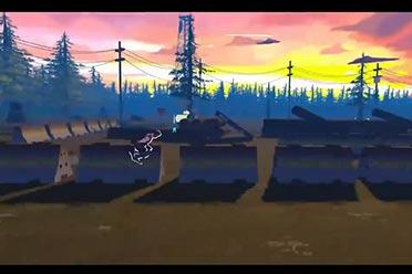 3D趣味动作跑酷《空中骑士从不屈服》发售日公布!