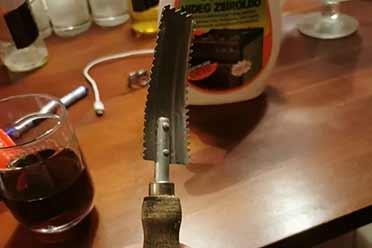 """""""杀人凶器""""竟是用来刮鱼鳞的?奇葩事物的照片"""