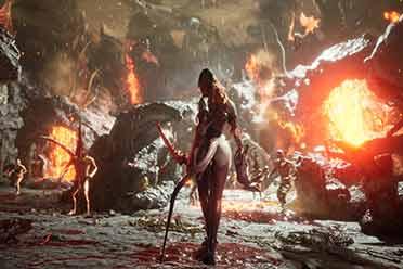 大尺度游戏《魅魔》预告震撼发布 发售日期正式公布