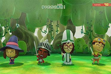 NS《迷托邦》发售日公开!玩家可自己创造形象冒险