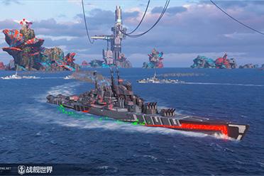 罗马海军假日携礼!《战舰世界》怪兽狩猎即将开战