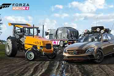 《极限竞速:地平线4》携手Top Gear 丰富奖品等你赢
