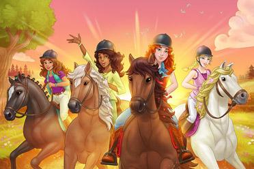 卡通风格动作冒险游戏《马会冒险》游侠专题站上线